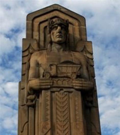 Cleveland Guardians Landmark
