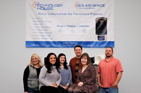 The Technology House team