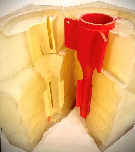 Urethane Casting Mold